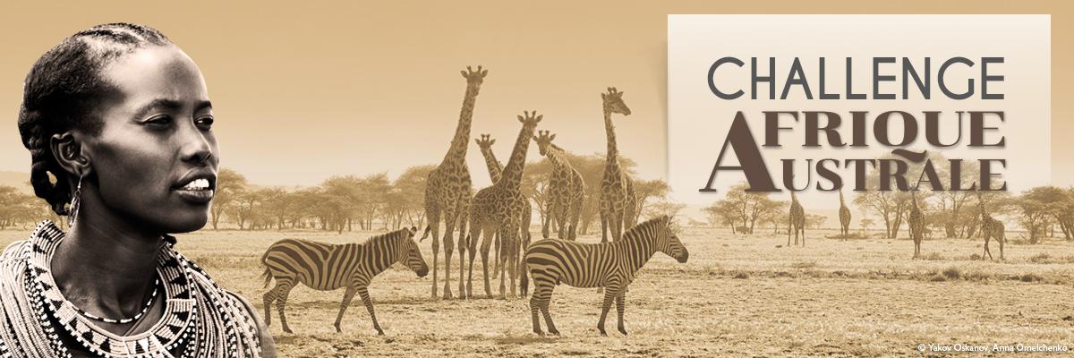CroisiEurope propose à ses partenaires un «challenge agence» inédit  sur son tout nouveau programme en Afrique australe :