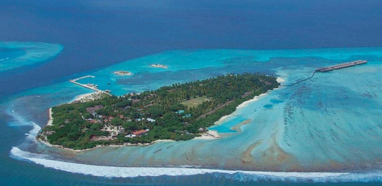 Maldives 2018 : Le farniente absolu à portée d'ailes. Séjour «Hudhuran Fushi Select 4*». Formule «all inclusive»