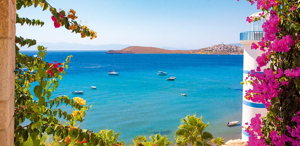 Vendez la destination BODRUM et Gagnez avec FTI Voyages