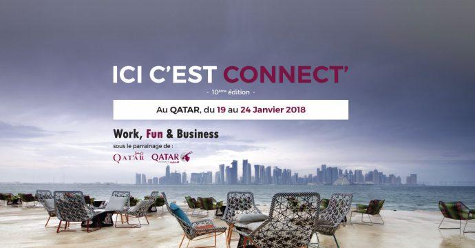 Connect' 10 ème édition : Liste des invités