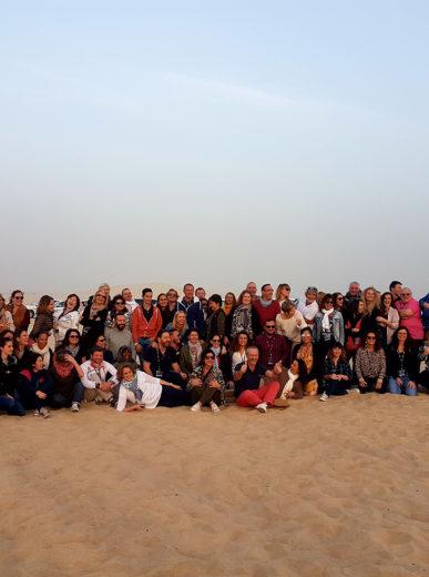 10 ans de Connect' au Qatar