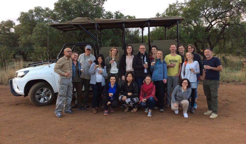 My Afrique du sud 2018: North West, l'année du léopard