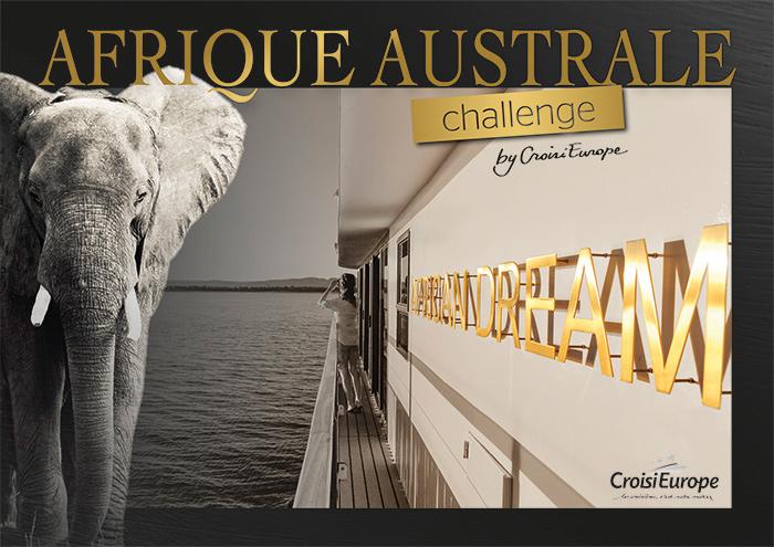AFRIQUE AUSTRALE – CHALLENGE by CroisiEurope