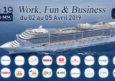 Répondez et Gagnez votre place au Connect' 19 by MSC Croisières