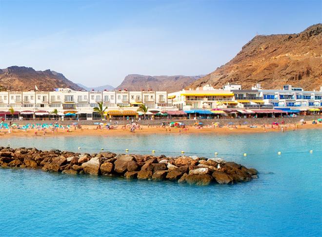Les Iles Canaries en hiver – Gran Canaria